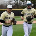 Miller Baseball beats Carmel to Claim #TheOar