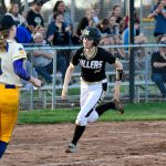Miller Softball Drops HCC Game to Avon After Late Score