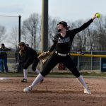 Miller Softball Grabs Lead In Eighth Inning for Victory Over Avon