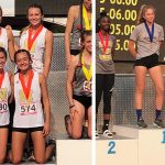 Miller Girls Track & Field's 4×800 Finishes on Podium, Shelby Tyler Three-Peats in the High Jump