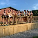 Miller Girls Cross Country Wins Brown County Invitational