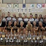 Varsity Volleyball beats Western Boone, wins Noblesville Invitational