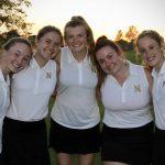 Girls Varsity Golf beats Brownsburg 176 – 177
