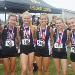 Girls Varsity Cross Country wins Crawford County Invitational