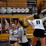 Miller Volleyball beats Franklin Central 3 – 0