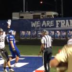 Miller Football beats Franklin Central 20 – 13