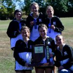 Miller Girls Cross Country wins Sectional Championship