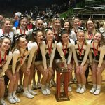 Miller Cheer Finishes State Runner-Up