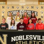 Noblesville Fall Signing Day 2019