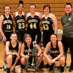 Girls C-Team Basketball wins Bishop Chatard Shootout