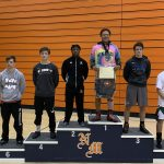 Miller Wrestling finishes 13th place at North Montgomery Holiday Duals