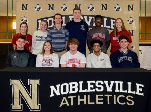 Noblesville Winter Signing Day 2020