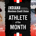 The Indiana Members Credit Union February Athletes of the month are…
