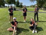 Miller Golf finishes 2nd place at IHSAA Sectional
