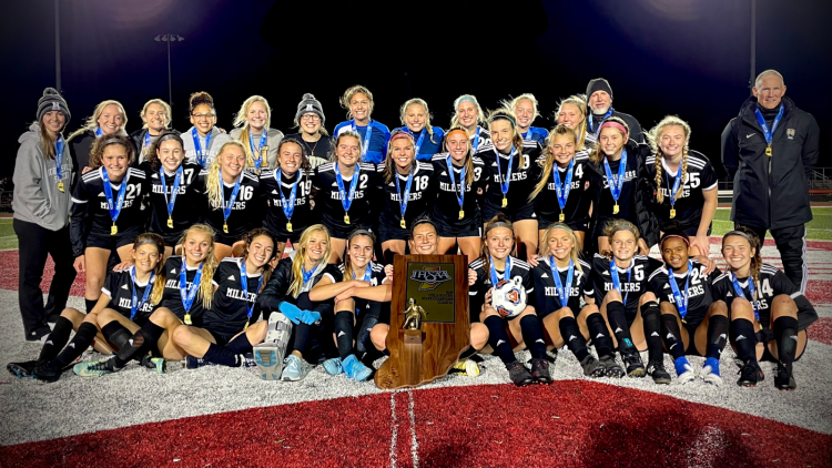 Miller Soccer wins 2nd straight State Championship