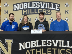 Bryce Adams Signs with University of Saint Francis