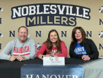 Kate Bettner Signs with Hanover College