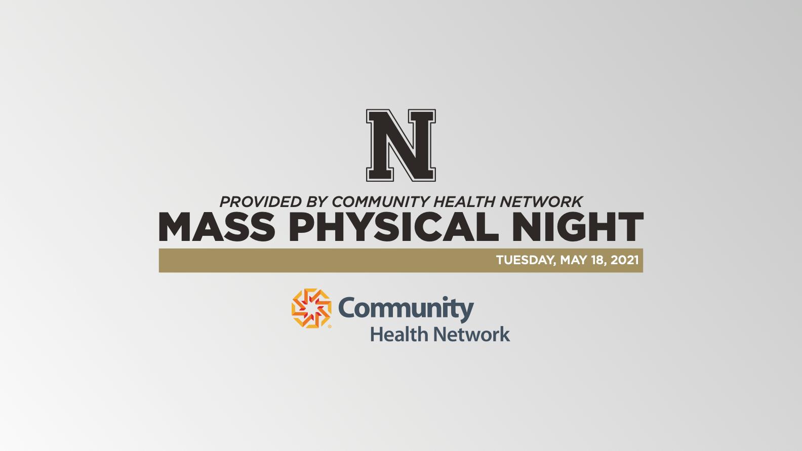 2021 NHS Mass Physical Night