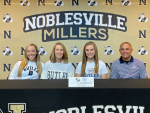 Jackie Lawrence signs with Butler University
