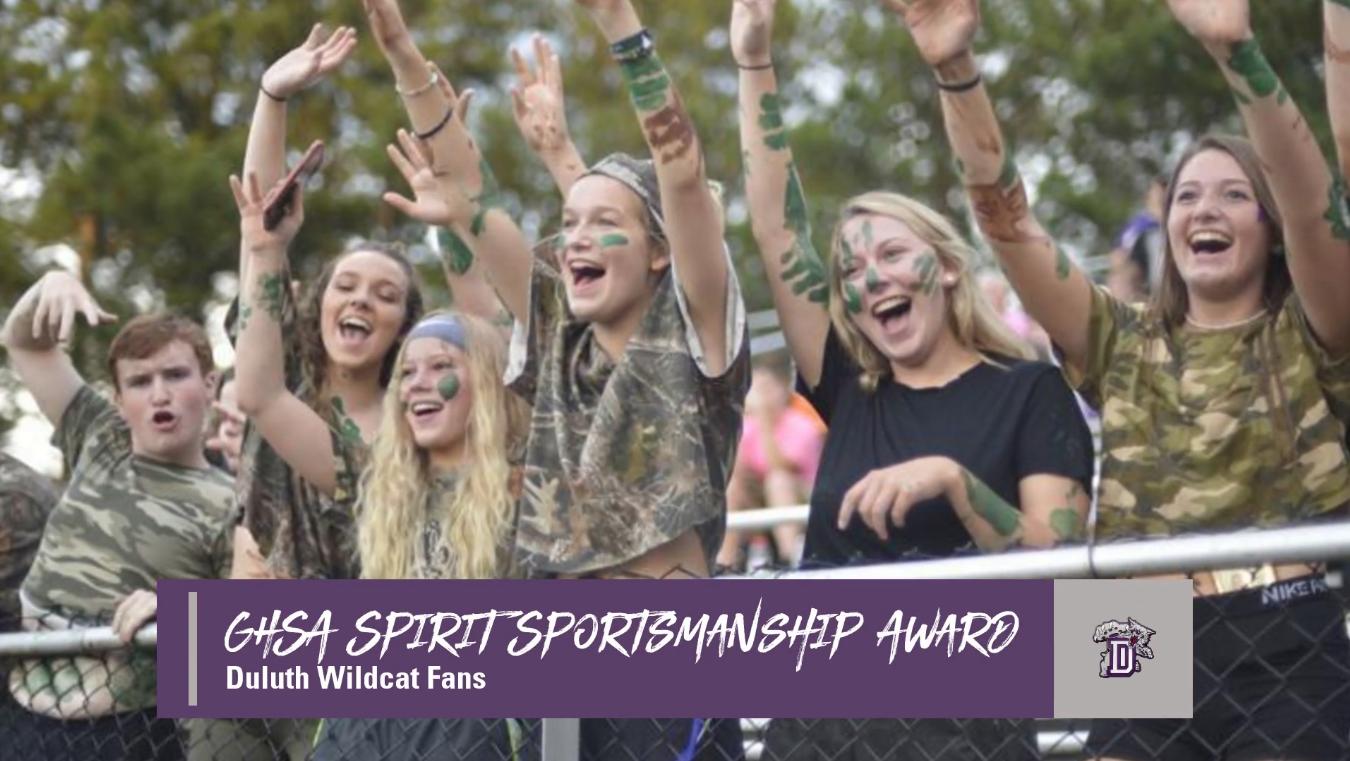 Wildcat Fans Awarded