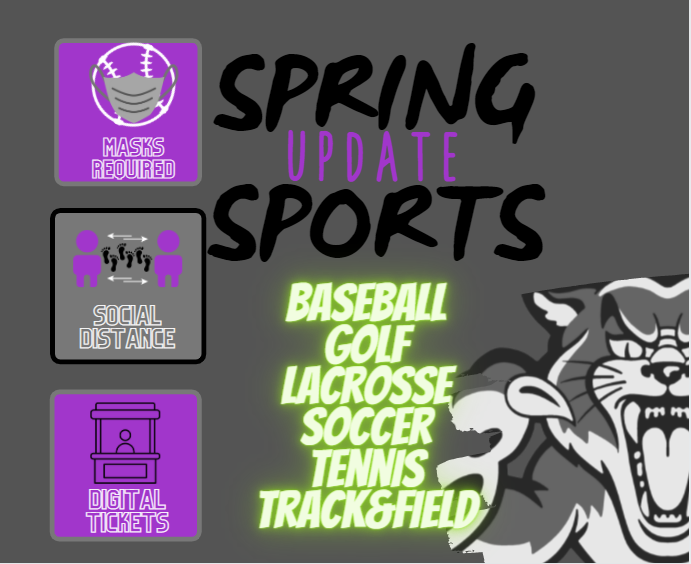 Spring Sports are up and running!