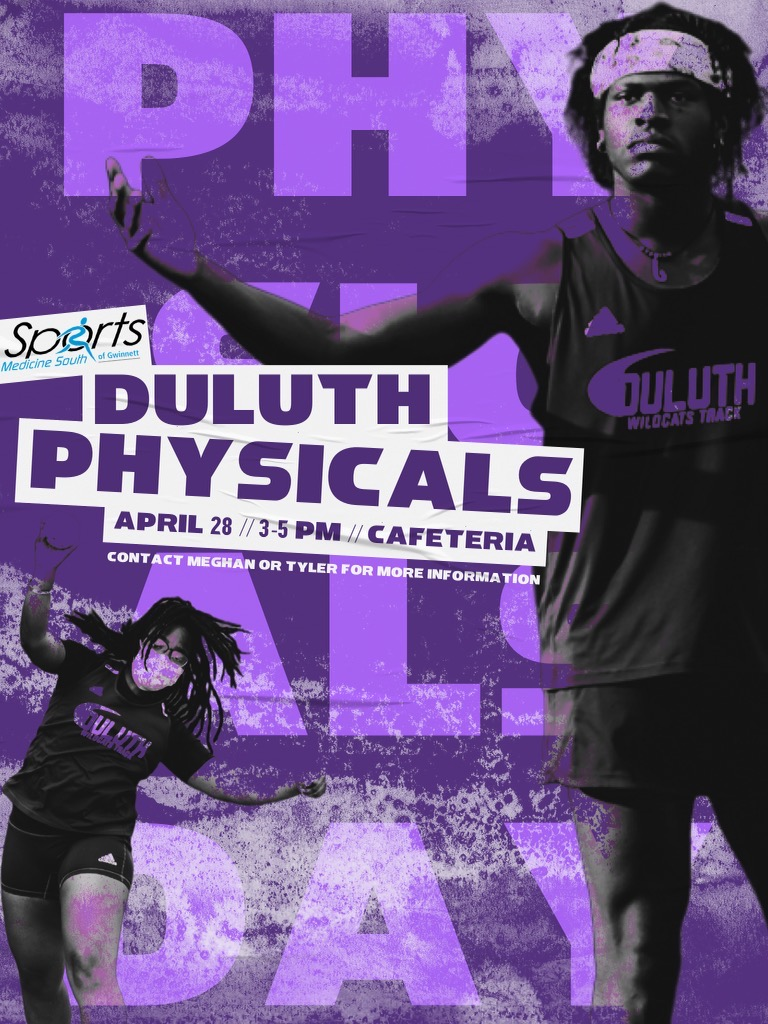 DHS to offer $20 Sports Physicals April 28!
