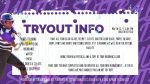 Softball Tryouts are HERE! May 10-13