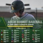 Varsity Baseball Schedule