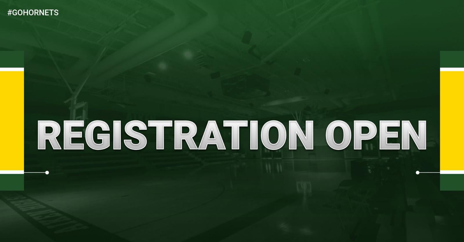 Athletic Registration