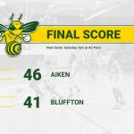 Boys Varsity Basketball beats Bluffton 46 – 41