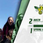 Girls Varsity Soccer beats Spring Valley 2 – 1
