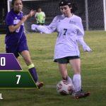 Girls Varsity Soccer beats A. R. Johnson 10 – 1