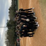 Girls Varsity Softball falls to South Aiken 18 – 6