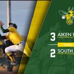 Boys Varsity Baseball beats South Aiken 3 – 2