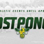 Postponed…