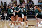 Girls Varsity Volleyball beats South Aiken 3 – 1