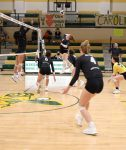 Girls Varsity Volleyball falls to Cardinal Newman School 3 – 1