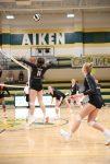 Girls Varsity Volleyball beats Fox Creek 2 – 1