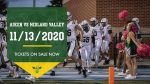 AIKEN vs MIDLAND VALLEY FOOTBALL TICKETS!