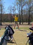 Boys Varsity Golf finishes 12th place at Magnolia Invitational