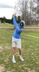 Boys Varsity Golf falls to South Aiken 160 – 177