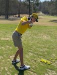 Boys Varsity Golf beats Wagener-Salley 157 – 217 & Mead Hall 157 – 178