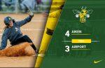 Girls Varsity Softball beats Airport 4 – 3
