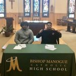 Two Student-Athletes Sign With San Diego State