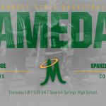 Manogue Girls Basketball – Thursday 1/9 at Spanish Springs
