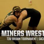 Results: Wrestlers compete at California Tournament