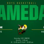 Boys Basketball takes on rival Reno Huskies – Saturday 1/18 at Manogue