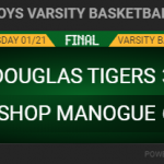 Results: Varsity Basketball teams pick up league wins against Douglas Tigers