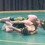 Results: Wrestlers win over Galena in a dual at Manogue on Senior Day