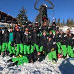 Ski Teams Top Race 4